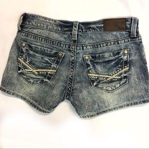 BKE Denim Stella Jean Shorts Size 26